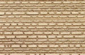Mur z piaskowca N/Z 28x14 cm
