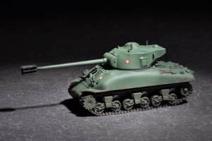 Trumpeter 07169 French M4 Sherman - 1:72