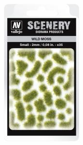 Vallejo SC404 Wild Tuft - Moss