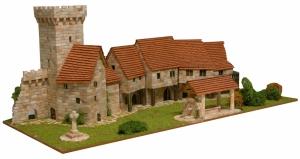 Domy średniowieczne - zestaw