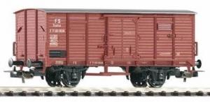 Wagon towarowy kryty G02, FS, Ep. III