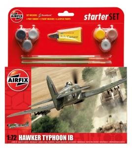 Starter Set - Hawker Typhoon Ib 1:72
