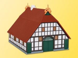 Budynek wiejski - Muzeum