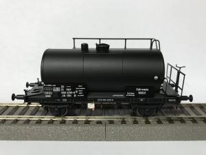 Exact-Train EX20546 Wagon cysterna 24m3 Uerdinger, .Uh (Rh) 20 51 000 4591-8, PKP, Ep. IV