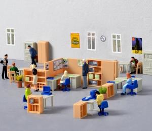 Kibri 38654 H0 Wyposażenie biura - Meble