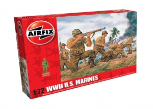 Airfix A00716 WWII US Marines - 1:76