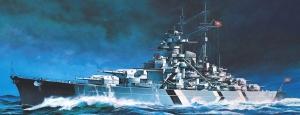 Pancernik Tirpitz 1:800