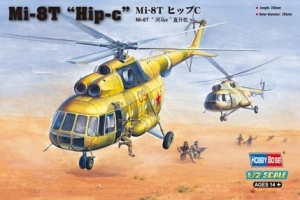 Hobby Boss 87221 Helikopter MI-8T Hip-C - 1:72