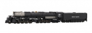 Rivarossi HR2753 Lokomotywa Union Pacific, Class 4000 Big Boy, 4014 Special Edition, Ep. III