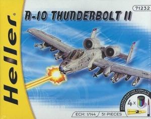 Heller 49912 Starter Set - A-10 Thunderbolt II