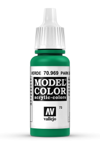 Vallejo 70969 Model Color 70969 73 Park Green Flat