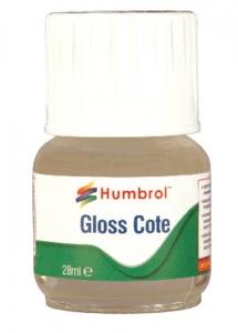 Lakier bezbarwny Glosscote 28 ml