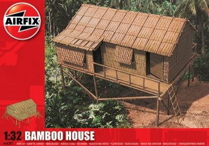 Bamboo House 1:32