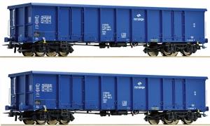 Roco 67193 Zestaw 2 węglarek Eanos, PKP Cargo, Ep. VI