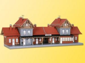 Kibri 39367 Dworzec kolejowy Fürstenberg