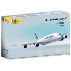 Heller 80436 Airbus A380 Air France - 1:125