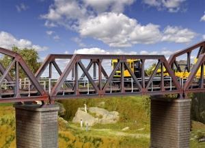Kibri 39701 Most kolejowy kratownicowy