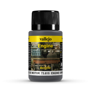 Vallejo 73815 Engine Effects 40 ml. Engine Grime