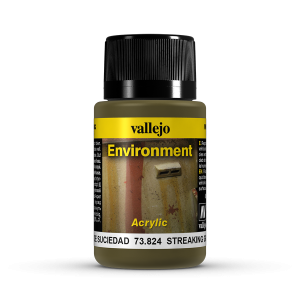 Vallejo 73824 Environment 40 ml. Streaking Grime
