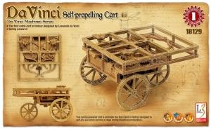 Academy 18129 da Vinci - Wózek samobieżny