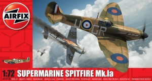 Airfix A01071B Supermarine Spitfire MkIa - 1:72