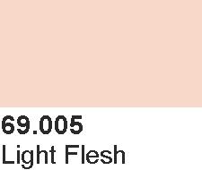 Vallejo 69005 Mecha Color 69005 Light Flesh
