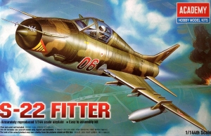 Academy 12612 SU-22 Fitter