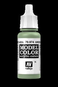 Vallejo 70974 Model Color 70974 76 Green Sky