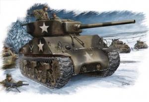 Hobby Boss 84805 US M4A3 76 (W) Tank - 1:48