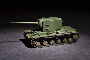 Trumpeter 07162 Czołg KW-2 z armatą ZIS-6 107mm - 1:72