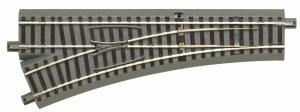 Roco 61140 Rozjazd lewy, r=502,7 mm, 22,5°