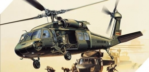 Academy 12111 UH-60L Black Hawk