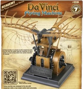 Academy 18146 da Vinci - Maszyna latająca