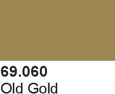 Mecha Color 69060 Old Gold