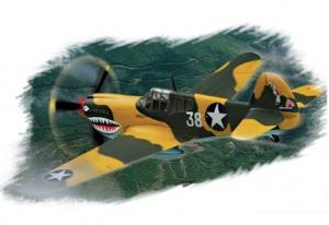 P-40E Kittyhawk - 1:72