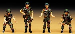Academy 1369 Figurki - Czołgiści południowo-koreańscy