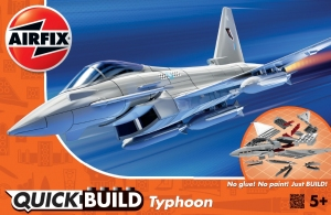 Airfix J6002 Quickbuild - Eurofighter Typhoon