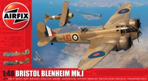 Airfix 09190 Bristol Blenheim Mk.I - 1:48