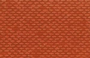 Mur z czerwonej cegły N/Z 28x14 cm