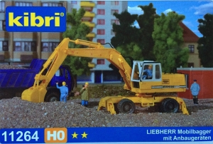 Kibri 11264 H0 Koparka Liebherr A922