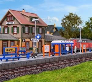 Kibri 39558 Peron Hofheim