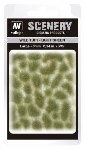 Vallejo SC417 Wild Tuft - Light Green
