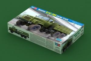 Hobby Boss 85510 Russian KrAZ-260 Cargo truck - 1:35