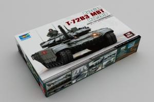 Trumpeter 09561 Russian T-72B3 MBT Mod 2016 - 1:35