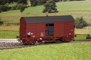 Wagon towarowy kryty Nordhausen Hkst Nr 27 50 215 2190-9, DR, Ep. IV