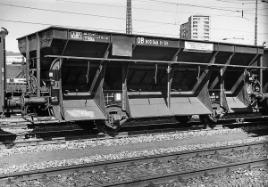 Wagon samowyładowczy Ot 03, DB, Ep. III