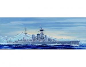 Trumpeter 05741 HMS Hood 1931 - 1:700