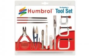Humbrol AG9159 Medium Tool Set - Zestaw narzędzi