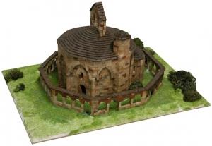 Aedes Ars 1106 Kościół Santa Maria de Eunate 1:150