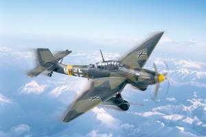 Hobby Boss 80287 Junkers Ju-87G-1 Stuka - 1:72